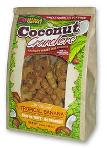 K9 Granola Factory Coconut Cruncher Tropical Banana 16oz