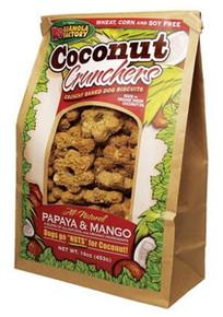 K9 Granola Factory Coconut Cruncher Papaya & Mango 16oz