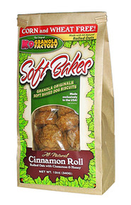 K9 Granola Factory Soft Bakes- Cinnamon Roll