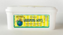 Wipes: Hypo-Allergenic Grooming 100ct
