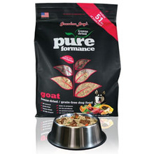 Grandma Lucy's Pureformance Grain Free Freeze Dried Goat