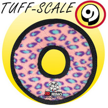 Tuffy Pink Leopard- Junior