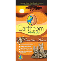 Earthborn Holistic Primitive Feline Natural Dry Cat Food