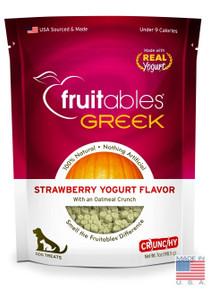 Fruitables Greek Strawberry Yogurt Crunchy