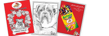 Bullie Nation Coloring Book