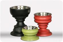 Phuket Raised Dog Bowls