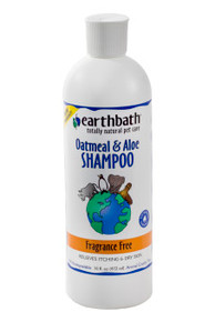 Earthbath Oatmeal & Aloe Shampoo Fragrance Free