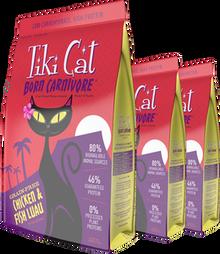 Tiki Cat® Born Carnivore™ Chicken & Fish Luau