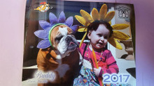 Bulldog Pics 2.0 Group Calendar