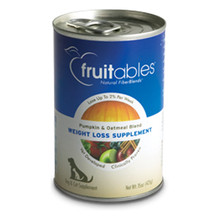 Fruitables Weight-Loss Supplement Pumkpin & Ginger