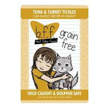 BFF Tuna & Turkey Tickles 3oz