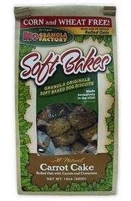 K9 Granola Factory Soft Bakes Carrot Cake 12oz