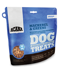 Acana Mackerel & Greens Freeze Dried Treats 3.25oz