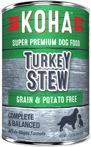 KOHA Turkey Stew 12.7oz