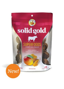 Solid Gold Superfoods Beef & Mango 6oz
