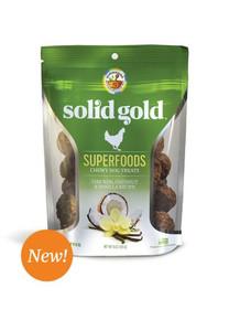 Solid Gold SuperFoods Chicken Coconut & Vanilla 6oz