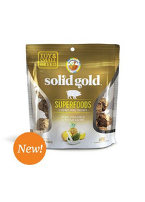 Solid Gold SuperFoods Pork, Pineapple & Thyme 2oz