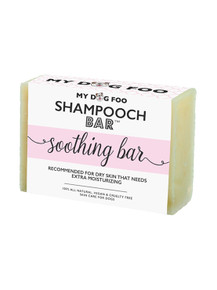 My Dog Foo Shampooch Soothing Bar