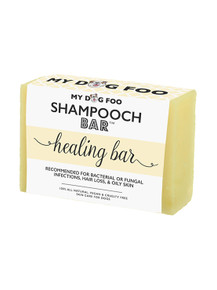 My Dog Foo Shampooch Healing Bar