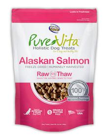 Pure Vita Alaskan Salmon Treats 2.4oz