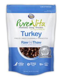 Pure Vita Turkey Treats 2.2oz