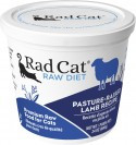 Rad Cat Pasture Raised Lamb Raw Food 8oz