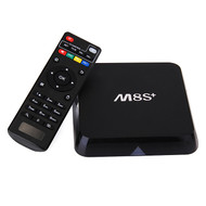 Genuine Original Android TV Box M8S+ Plus, Free Android Tv box