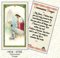Communion Prayer (Boy)