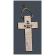 Jerusalem Stone God bless my Godfather cross