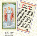Novena to our Guardian Angel