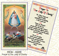 Prayer to Our Lady of Charity