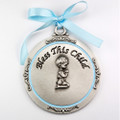 Boy Crib Medal/Carded