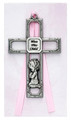 Pewter Girl Cross Carded