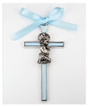 "3-1/2"" Blue Boy Crib Cross/Carded"