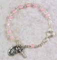 "5-1/2"" Pink Baby Bracelet"
