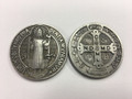St. Benedict Pocket Token