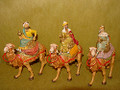 Fontanini Three Wisemen on Camels 71514