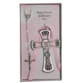 Cross and Rosary Set - Girl