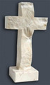 Jerusalem Stone Small Plain Cross