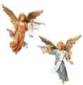 "Fontanini 5"" Trumpeting Angel Christmas Nativity Figures #51503"