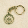 Pope Benedict Key Ring Pewter in Gift Box