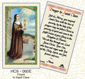 Prayer to Saint Claire