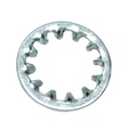 #4 Internal Tooth Lockwasher Zinc