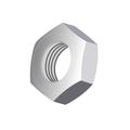 #6-32x1/4x3/32 HEX MACHINE SCREW NUT ZINC
