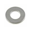 #6 Sae Flat Washer Zinc
