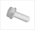"#10-32 x 1/2"" (Ft) Machine Screw Unslotted Hex Indented Washer Head Zinc"