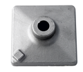 """5"""" Sq. Tamping Plate"""