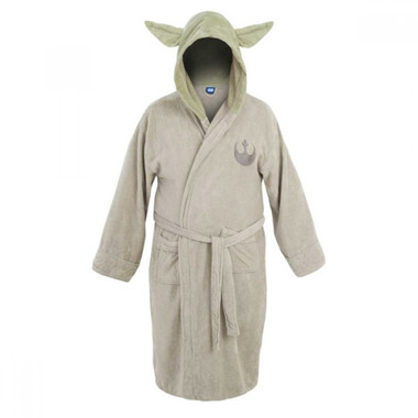 Star Wars Yoda Bathrobe Deluxe Edition