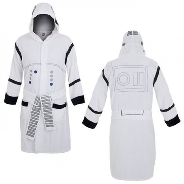 Star Wars Stormtrooper Bathrobe Deluxe Edition