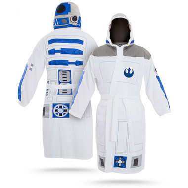 Star Wars R2-D2 Bathrobe Deluxe Edition